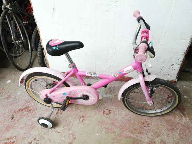 Bicicleta Decathlon Llanta 16 Ruedines