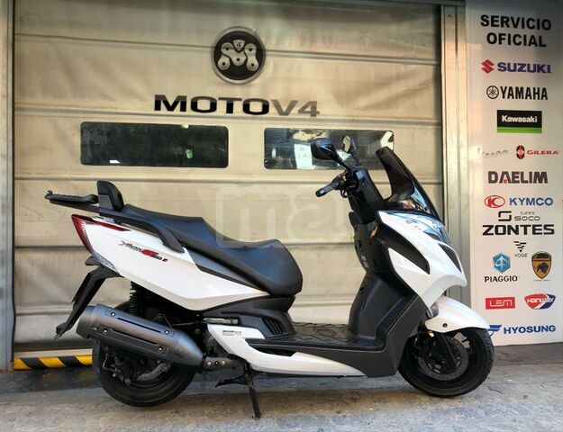 KYMCO - YAGER GT 125I - foto 2