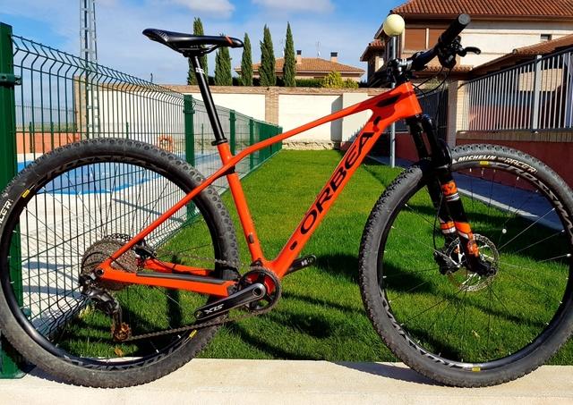 Bicicleta Mtb Orbea Alma M25