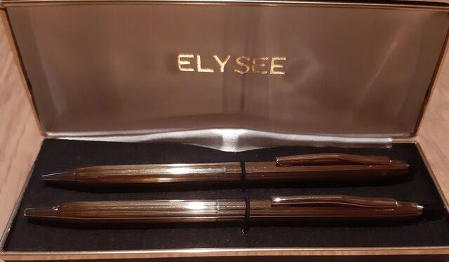 Bolígrafos Elysee