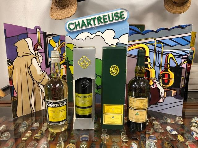 Compro Chartreuse Tarragona Macallan