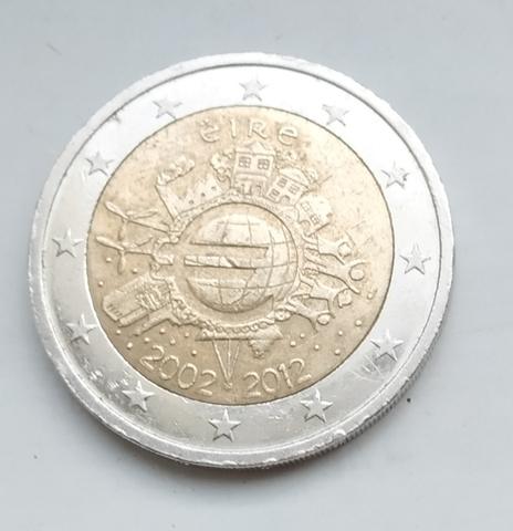 Moneda Conmemorativa 2 Euros 2012