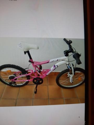 Bicicleta Niña.  Casi Nueva