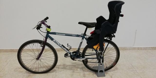 Bicicleta Con Silleta