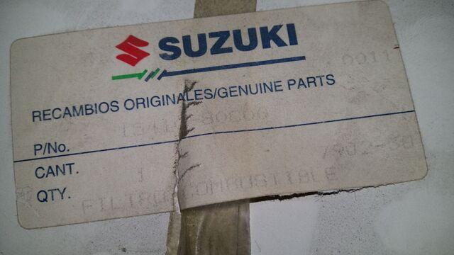 VENDO PASTILLAS FRENO ORIGEN SUZUKY - foto 3