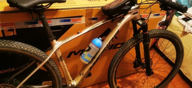 Vendo Bicicleta De Montaña Merida 5000