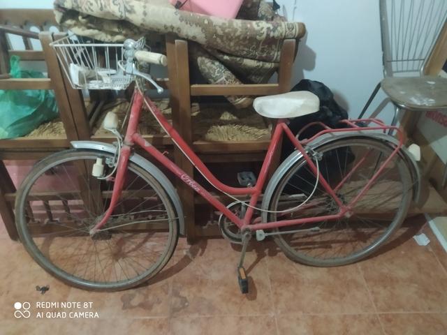 Bicicleta Orbea Vintage