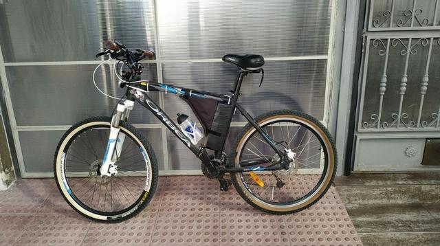Bicicleta Orbea Con Kit Eléctrico.
