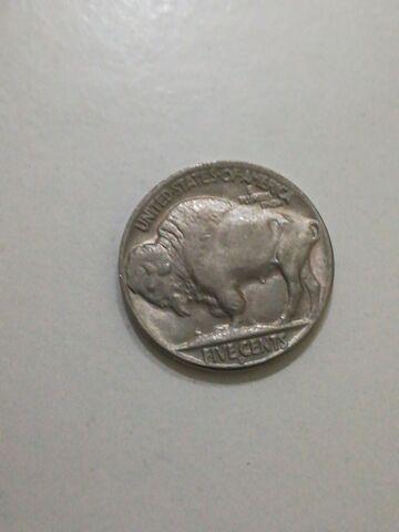 Moneda Estados Unidos 1937