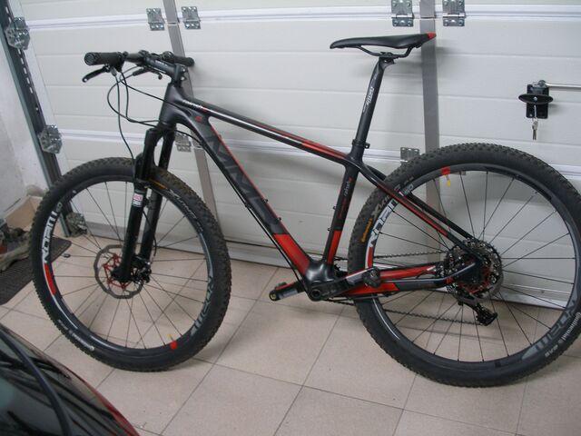 Bici De Montaña Mmr Raquis Sl De Carbono