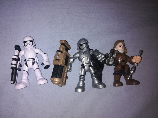 Lote Figuras Star Wars Hasbro