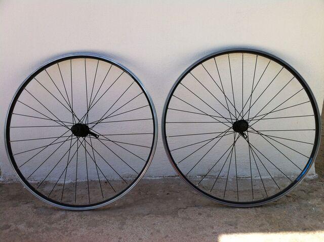 Llantas Btwin Bicicleta Carretera