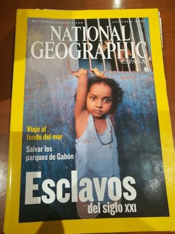 REVISTAS NATIONAL GEOGRAPHIC - foto 3