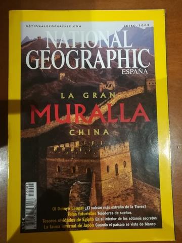 REVISTAS NATIONAL GEOGRAPHIC - foto 5