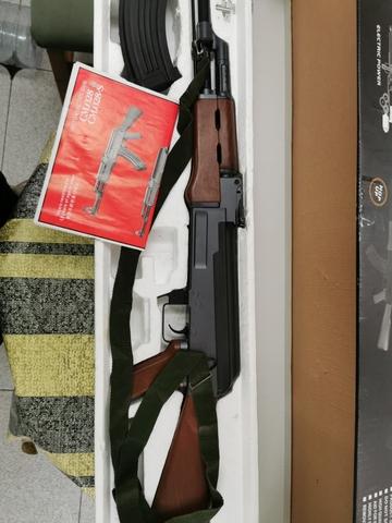 AK 47 CM. 28 AIRSOFT - foto 1