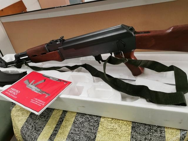 AK 47 CM. 28 AIRSOFT - foto 2