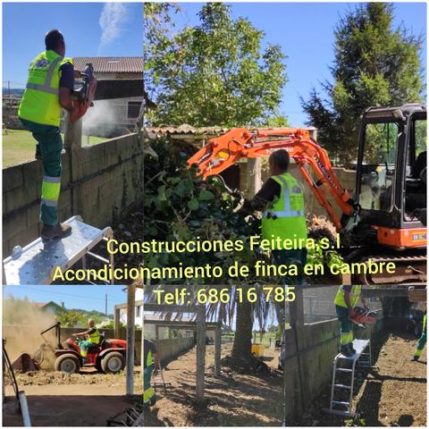 MANTENIMIENTO DE PARCELAS FEITEIRA, S. L - foto 1
