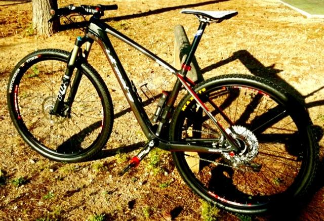 Bicicleta Montaña Bh Carbono