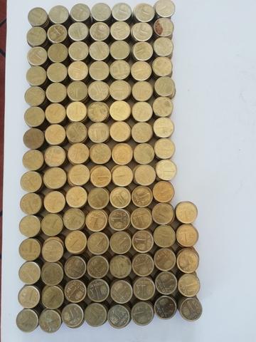 Monedas (Pesetas) Del Mundial 82 España
