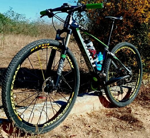 Bicicleta Montaña Giant Xtc Carbono