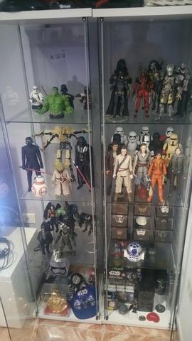 Colección Figuras Star Wars,Necca Etc