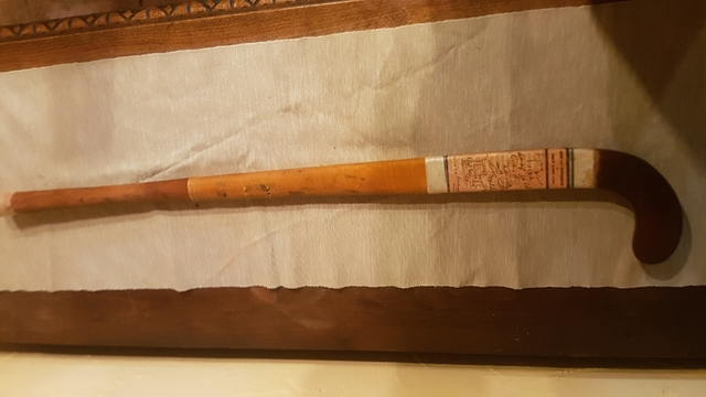 SE VENDE STICK DE HOCKEY VINTAGE. 20 .  - foto 1