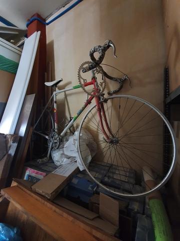 Bicicleta Carreras Orbea Vintage