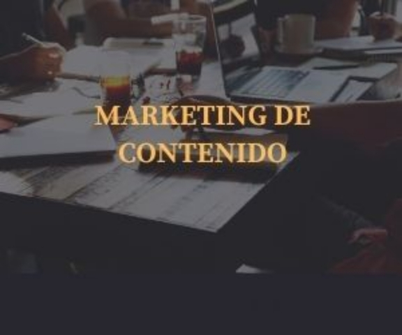 MARKETING DE CONTENIDO - foto 1
