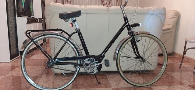 Bicicleta Bh De Los Años 70