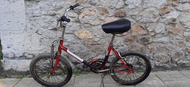 Bicicleta Mobylette Gac Motoretta