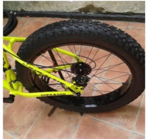 Bicicleta Megamo Fat Bike