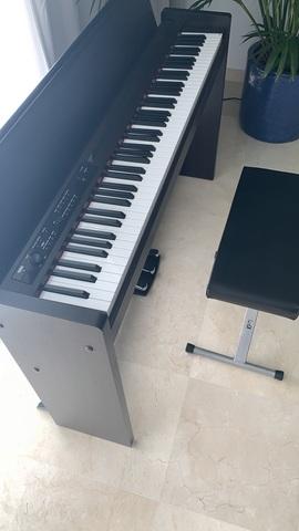 COMO NUEVO PIANO KORG LP380 - foto 5