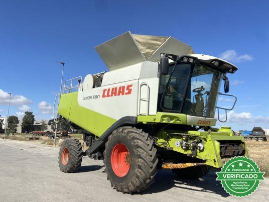CLAAS LEXION 580 R - foto 1