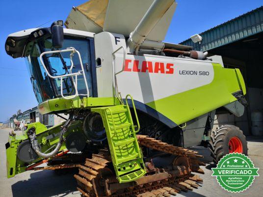 CLAAS LEXION 580 R - foto 2