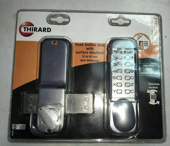 Cerradura Thirard