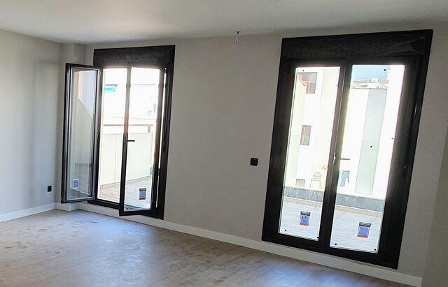 2 Puertas Aluminio Para Balcon O Terraza