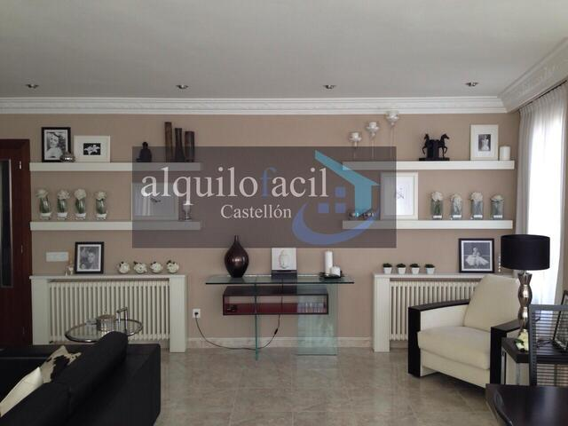 ALQUILER LUJOSO PISO BURRIANA - foto 1