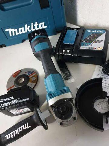 Makita Dga504Z 18V Radial