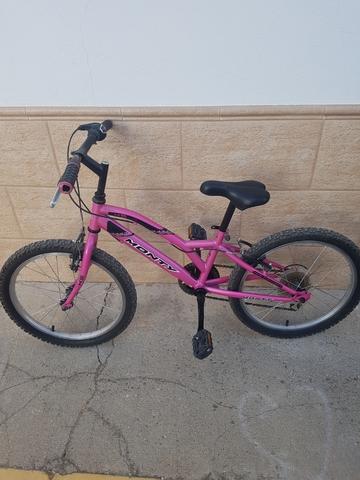 Bici De Niña 20 Pulgadas