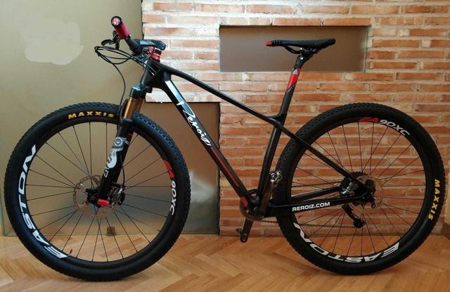 Bicicleta Mtb