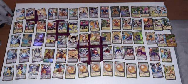 Dragon Ball Juego De Cartas