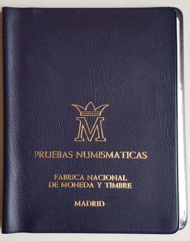 España 1979 Juan Carlos I Proof