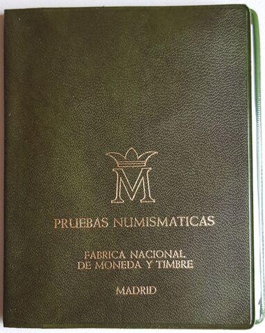 España 1977 Juan Carlos I Proof