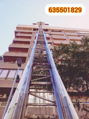 ALQUILER X/H DE PLATAFORMA ELEVADORA - foto 2