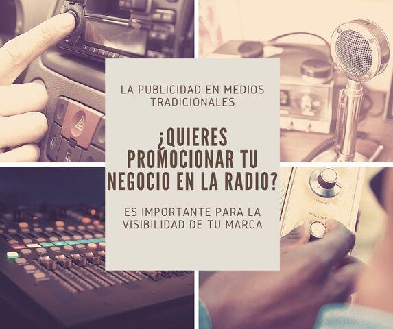 PUBLICIDAD EN RADIO - foto 1