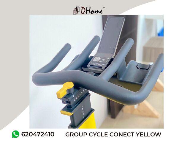 GROUP CYCLE CONECT YELLOW - foto 2