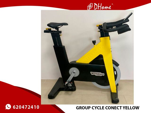 GROUP CYCLE CONECT YELLOW - foto 1