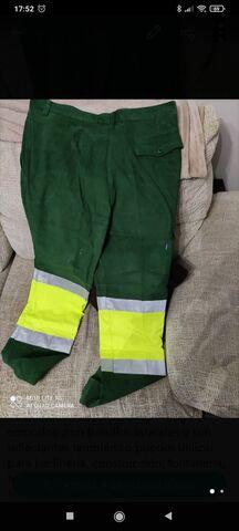 Pantalones De Trabajo. Jardineria ,  Const