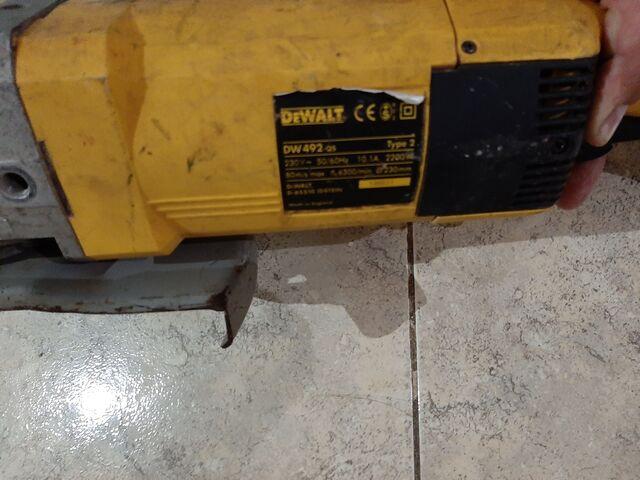Radial Grande Dewalt 2200 Watios