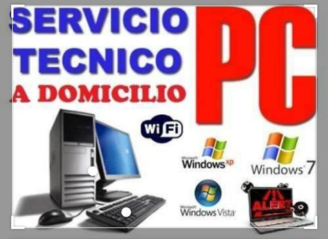 OFRECEMOS SERVICIOS A EQUIPOS INFORMÁTIC - foto 1